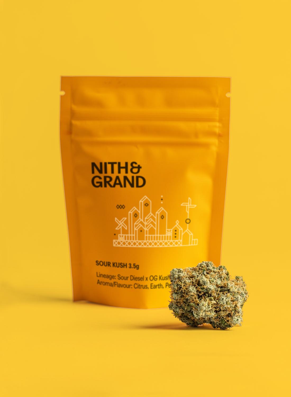 Nith & Grand Sour Kush